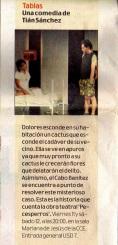 El Comercio, 9 de marzo 2011