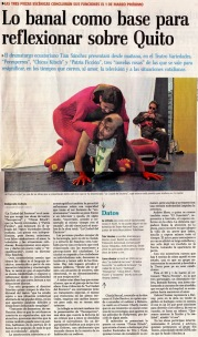 El Telégrafo, 25 de febrero 2013