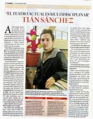Revista Familia, 23 de octubre 2011