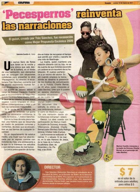 PP el Verdadero, 10 de marzo 2011
