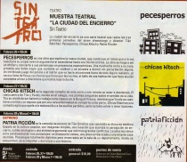 Revista Desde el teatro FTNS, febrero 2013