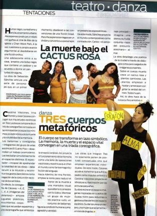 Revista Vanguardia, febrero 2010.