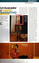 Revista Vanguardia, febrero 2013