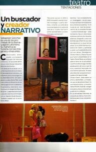 Revista Vanguardia, febrero 2013