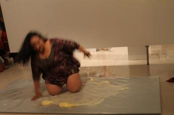 Mariuxi Castillo en Mantequilla Dance